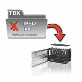 Triax TDX IP12-out expand software