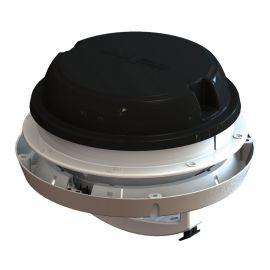 Airxcel Maxxdome LED black 03810B  Ø150