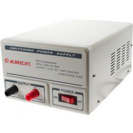Albrecht SW57 12v voeding 5-7A