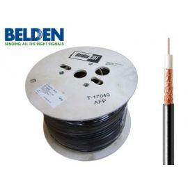 Belden PRG11 coax PE rol 100 mtr.
