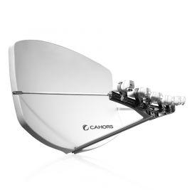 Cahors SMC Big Bisat wit (0140955)