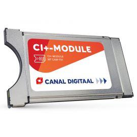 M7 CAM-701 CI+ module met geïntegreerde Canal Digitaal smartcard