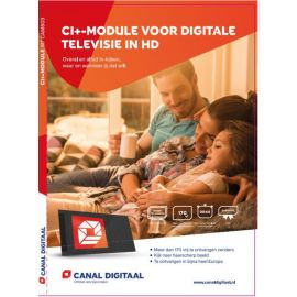M7 CDS CAM-803 CI+ Module + Smartcard CanalDigitaal