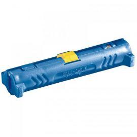 Coax kabelstripper blauw
