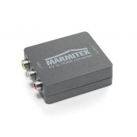 Marmitek Connect AH31 RCA/Scart > HDMI converter
