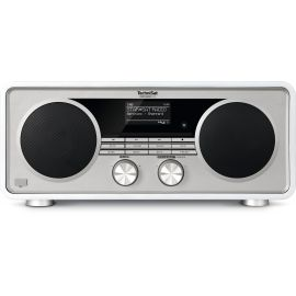 Technisat DigitRadio 600, white,DAB+/WLAN/MR/Spot/BT/CD/USB