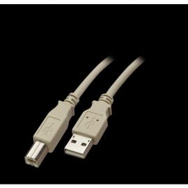 02-5120 USB Kabel A > B 5 Mtr. / 58252 MC op=op