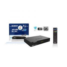 Edision Piccollo BNL Combo S2+T2/C SC/CI USB PVR, M7 & Joyne