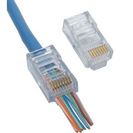 EZ-RJ45 CAT5E HD Connector p/s