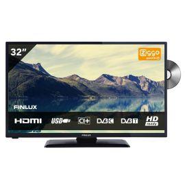 "Finlux FLD3222 32"" LED HDR DVD DVB-T/C CI+ Ziggo Cert."