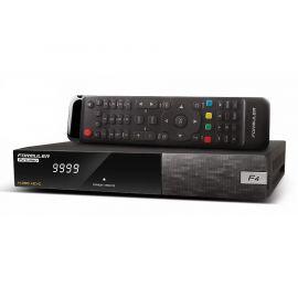 Formuler F4 Turbo met combo tuner DVB-S2 & DVB-C/T2