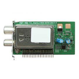 Plug & play DVB-C/T2 tuner Formuler F4 Turbo