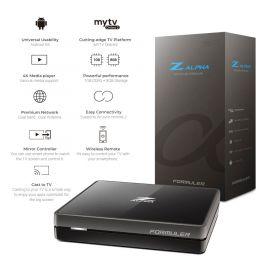 Formuler Z Alpha IPTV mediaspeler 4K UHD