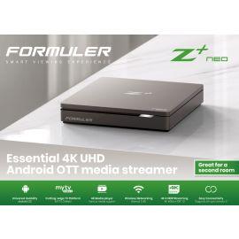 Formuler Z+ Neo IPTV mediaspeler 4K UHD