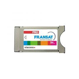 Fransat HD+ Professional CI module + Smartcard + Abonnement