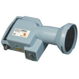 Global Invacom  Fibre Optical LNB MKII Low Volt.+ PSU