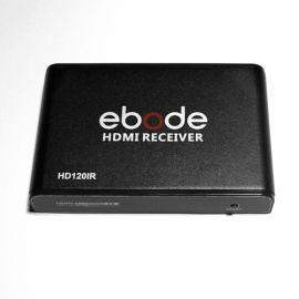 Ebode HD120IR-R extra HDMI LAN MP ontvanger HD120IR op=op
