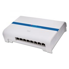 Hirschmann CAS 8 Shop 8-poorts Gb switch, 4xPoE