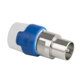 Hirschmann KOS 5 CATV Push On IEC-Connector male p/s