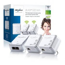 Devolo Dlan 500 WiFi Network Kit 9094