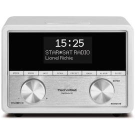 Technisat DigitRadio 80 white, DAB+ & Klok radio
