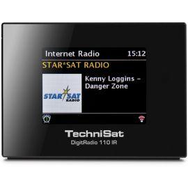 Technisat DigitRadio 110 IR black, DAB+ & Internet Radio