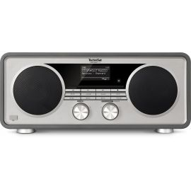 Technisat DigitRadio 600, black, DAB+/WLAN/MR/Spot/BT/CD/USB