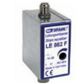 Spaun LE-862-F Slope equalizer 47-862 Mhz  -1/-18 dB
