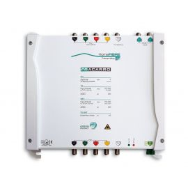 Fracarro OPT-TX-DT Transmitter,5 in/5 uit + Opt. uit