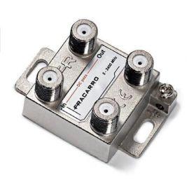 Fracarro DE2-10 Tap 2-voudig 10dB 5-2400MHz