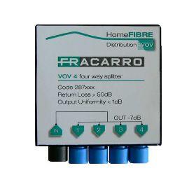 Fracarro VOV 4 Splitter 4-voudig,(