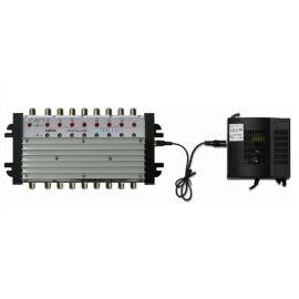 Fracarro AMP17s 17 in 17 uit msw lijnversterker op=op