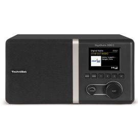 Technisat DigitRadio 300 C, Black, DAB+/AUX in/out/Speaker