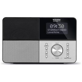 Technisat DigitRadio 306, Black, DAB+/AUX/Speaker/Alarm/Cloc