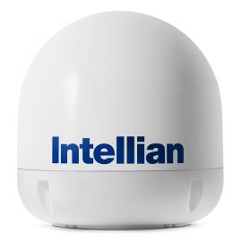 Intellian I6L dome & base (behuizing)