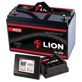 NDS 3L-100 accu met beheersysteem
