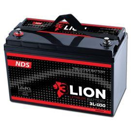 NDS 3LION Lithium Accu 12V-100Ah 3L-100