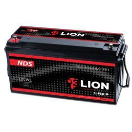 NDS 3LION Lithium Accu 12V-150Ah 3L-150P