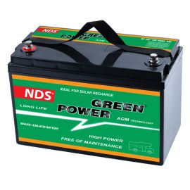 NDS GP 100 serviceaccu
