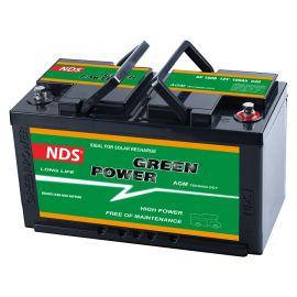 NDS GP 100B serviceaccu