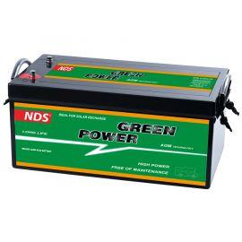 NDS GP 250 serviceaccu