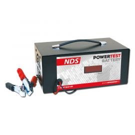 NDS POWERTEST BATTERY Vermogenstester Service Accu PTB12-20