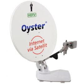 Astra2Connect + HDTV Oyster Mobile