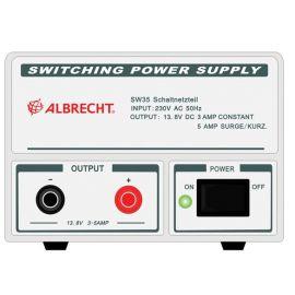 Albrecht SW35 12v voeding 3-5A