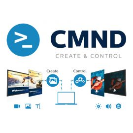 "Philips CMND 19"" server"