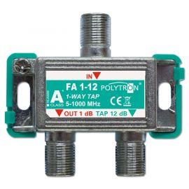 Polytron FA 1-12  TAP 1-voudig 12 dB