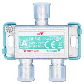 Polytron FA 1-8  TAP 1-voudig 8 dB