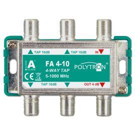 Polytron FA 4-10 TAP 4-voudig 10 dB