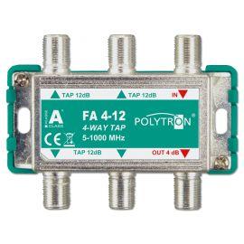Polytron FA 4-12 TAP 4-voudig 12 dB