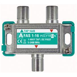 Polytron FAS 1-16 TAP 1-voudig 5-2400MHz 16 dB
